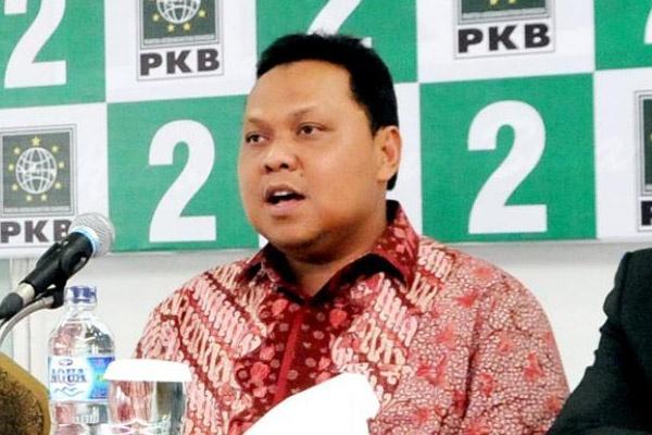 Wakil Ketua Komisi II DPR, Lukman Edy