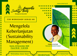 CSR Training, Sustainability Management